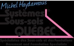 Systèmes Sous-sols Québec